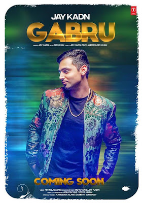Gabru Punjabi Song Lyrics - Jay Kadn