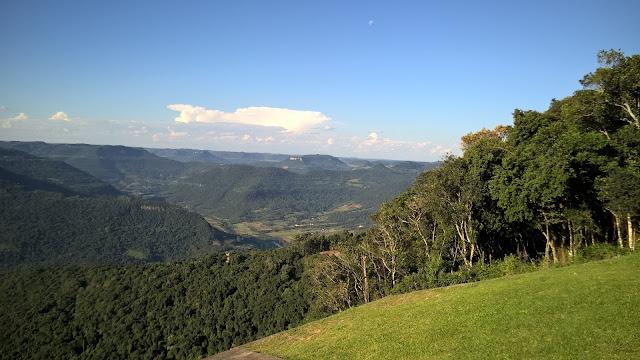 Vista da Serra Gaúcha