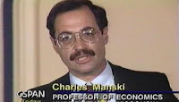 Charles Manski, testifying in Congress, 1980s