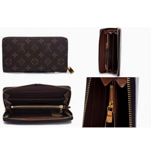Louis Vuitton: Review on the Louis Vuitton Zippy Wallet ...  Louis
