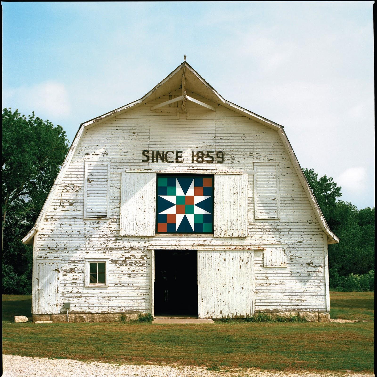 Ag Heritage Park: Barn Quilt Block