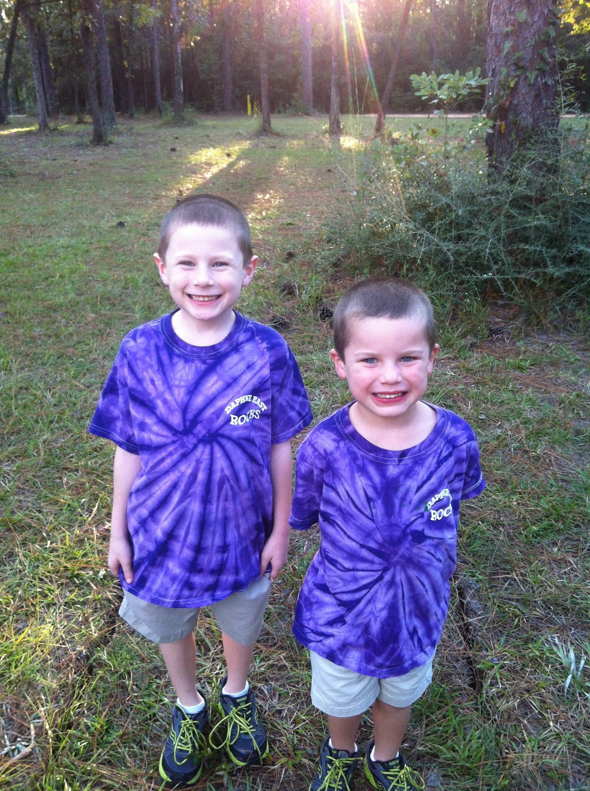 Road Runner Girl: Cub Scouts Family Camping Trip!