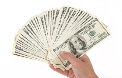 COmo solicitar o pagamento do dinheiro ganho nos artigos