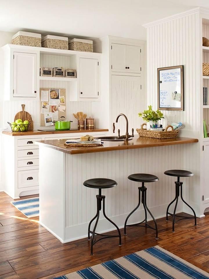 38 Desain Kitchen Set Minimalis Untuk Dapur Kecil Gambar Desain 2017