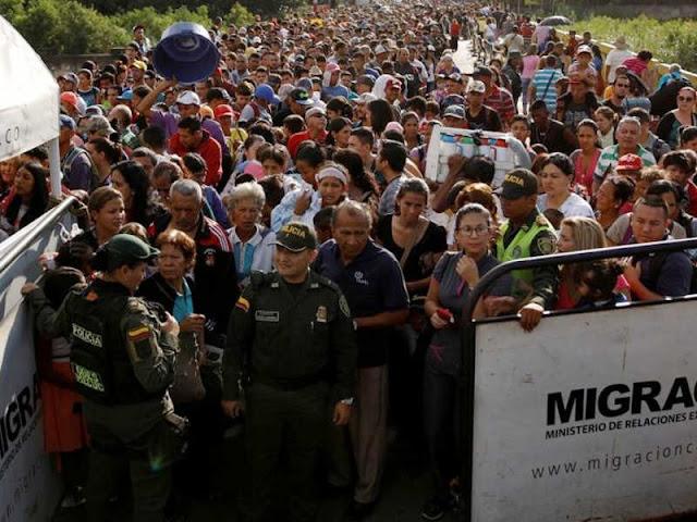 United Nations Seeks $738M to Help Venezuela's Migrant Flood