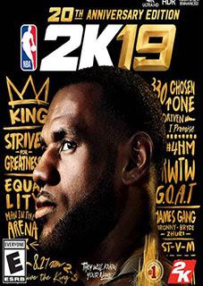NBA 2K19 20th Anniversary Edition Thumb