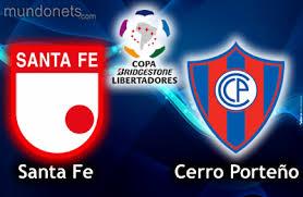 Cerro Porteño vs Independiente Santa Fe