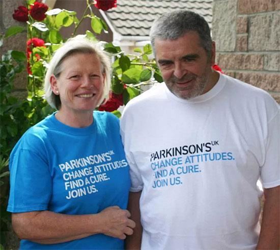 Joy Milne e seu marido