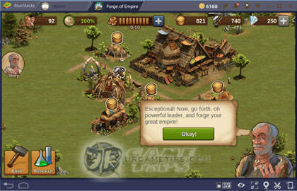 How To Play Forge of Empires on Bluestacks