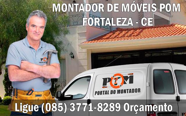 Montagem de Móveis Fortaleza CE (085) 3771-8289