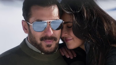 Tiger Zinda Hai Movie Salman Khan And Katrina Kaif Wallpaper