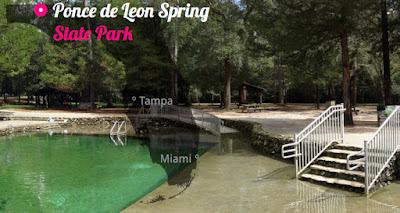 Ponce de Leon Spring State Park