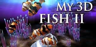 kho hinh nen My 3D Fish II