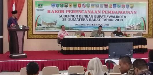 Pembangunan Padang Didukung Pemprov Sumbar
