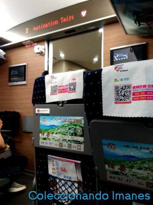 Tren en Beijing