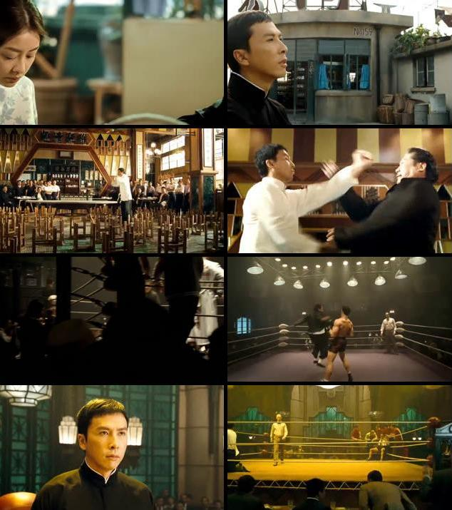 Ip Man 2 2010 Dual Audio Hindi 720p BRRip