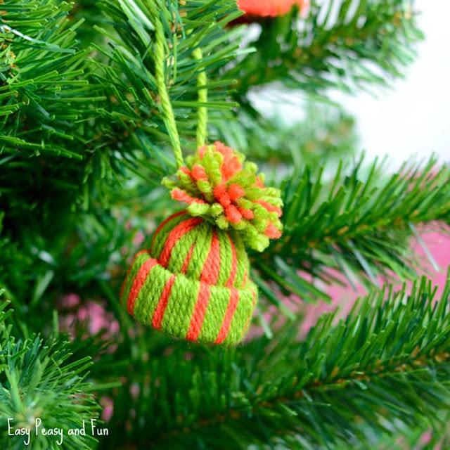 Do It Yourself Divas 7 Unique Diy Christmas Tree Ornaments