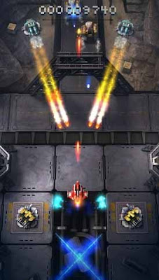 Sky Force Reloaded Mod shooting game