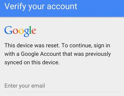 What Is Factory Reset Protection And Google's 72-Hour Lockout In