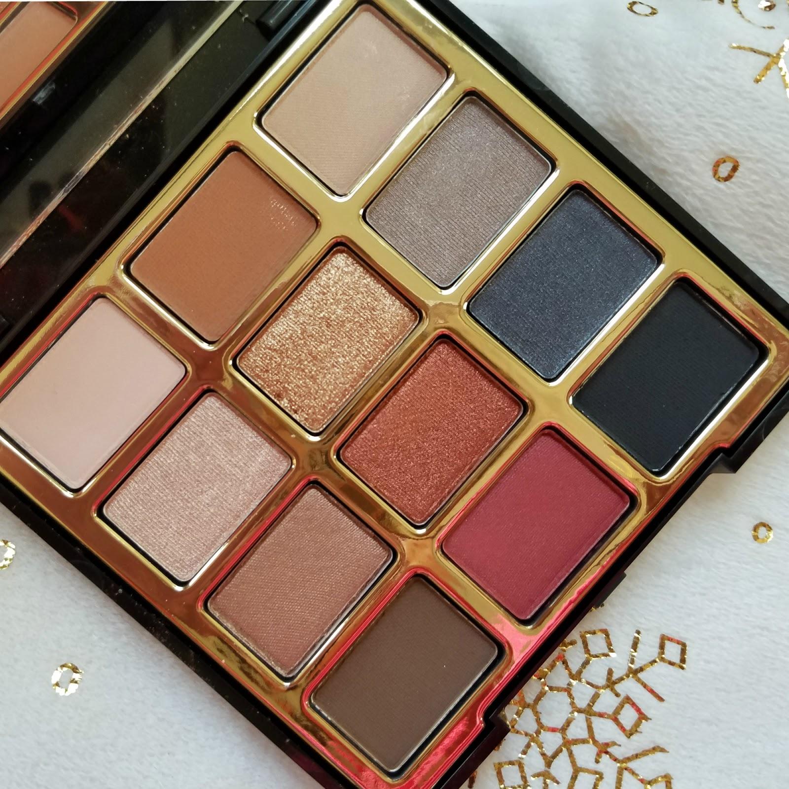 enamel girl  new milani eyeshadow palettes