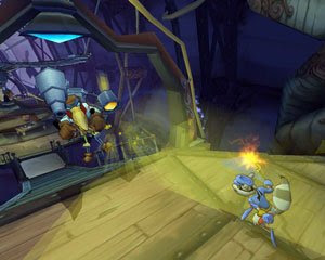 Sly 2 Band Of Thieves (PS2) 2004