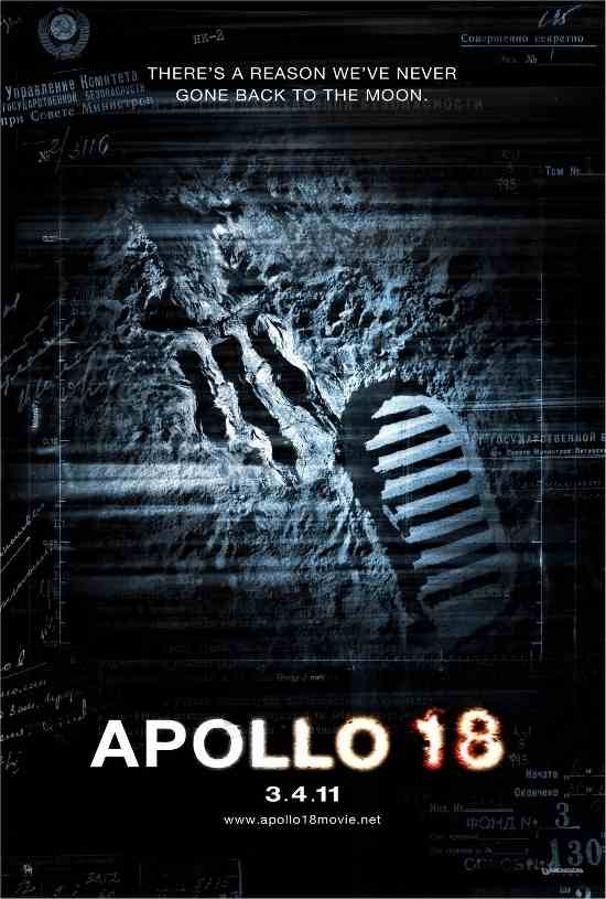 Apollo 18 Was A Secret NASA Project That Discovered Alien Life