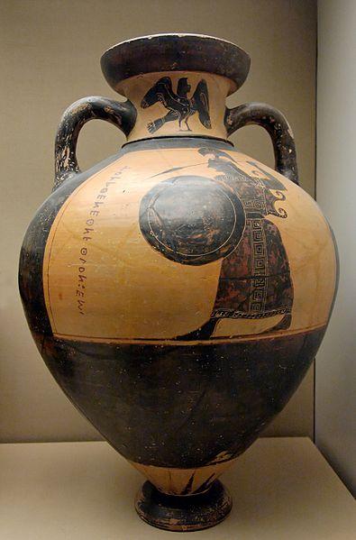 Griego Antiguo Corintio Cerámica Aryballos Arqueología Y Fósiles Aphrodite