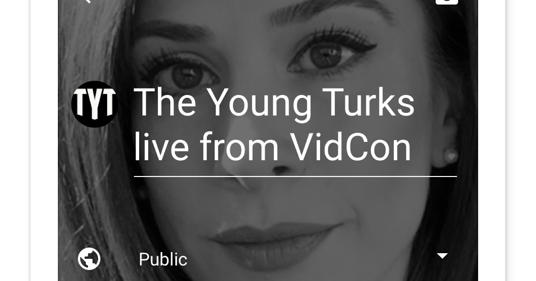 YouTube Creator Blog: We'll do it live—a new chapter in