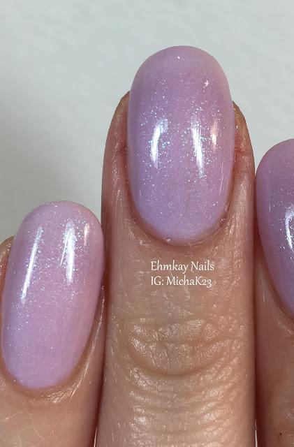 Ehmkay Nails New Year S Eve Nail Art With Kbshimmer Bling: Ehmkay Nails: Ella + Mila Midnight In Paris