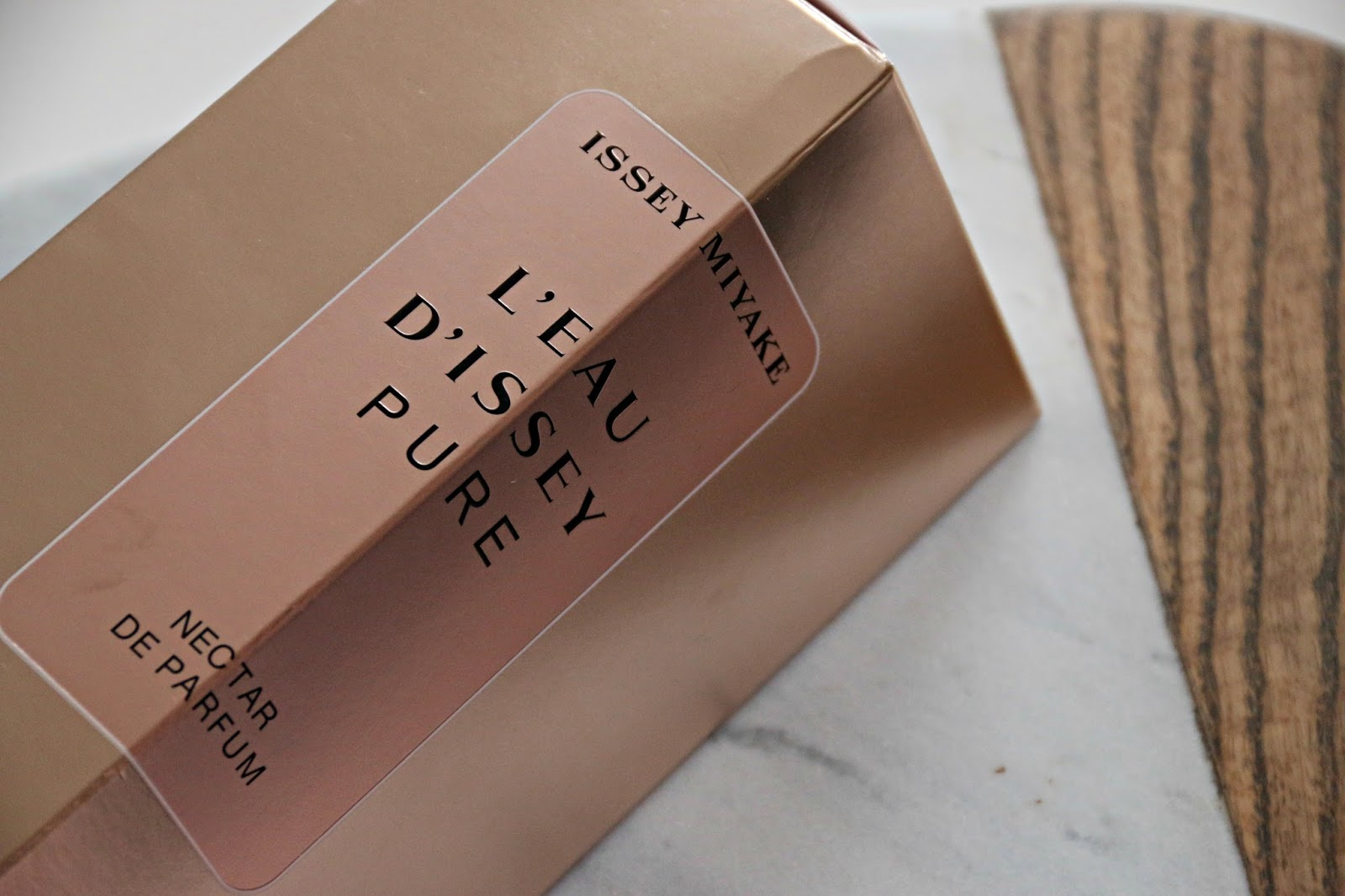 Issey Miyake L'Eau D'Issey Pure Nectar EDP Fragrance Review