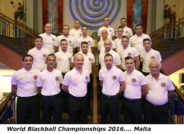 World Blackball Championships 2016 Malta