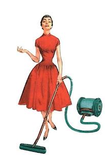 Joy vacuuming