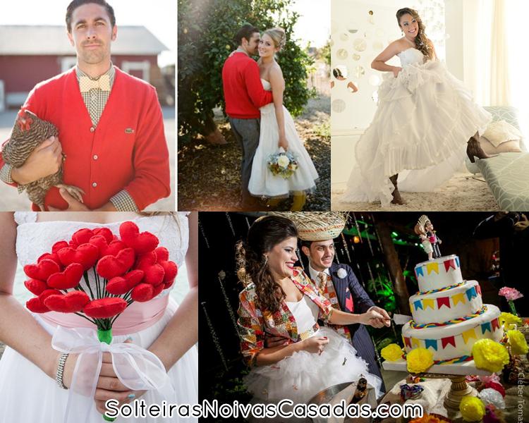 Casamento Temático: Festa Junina