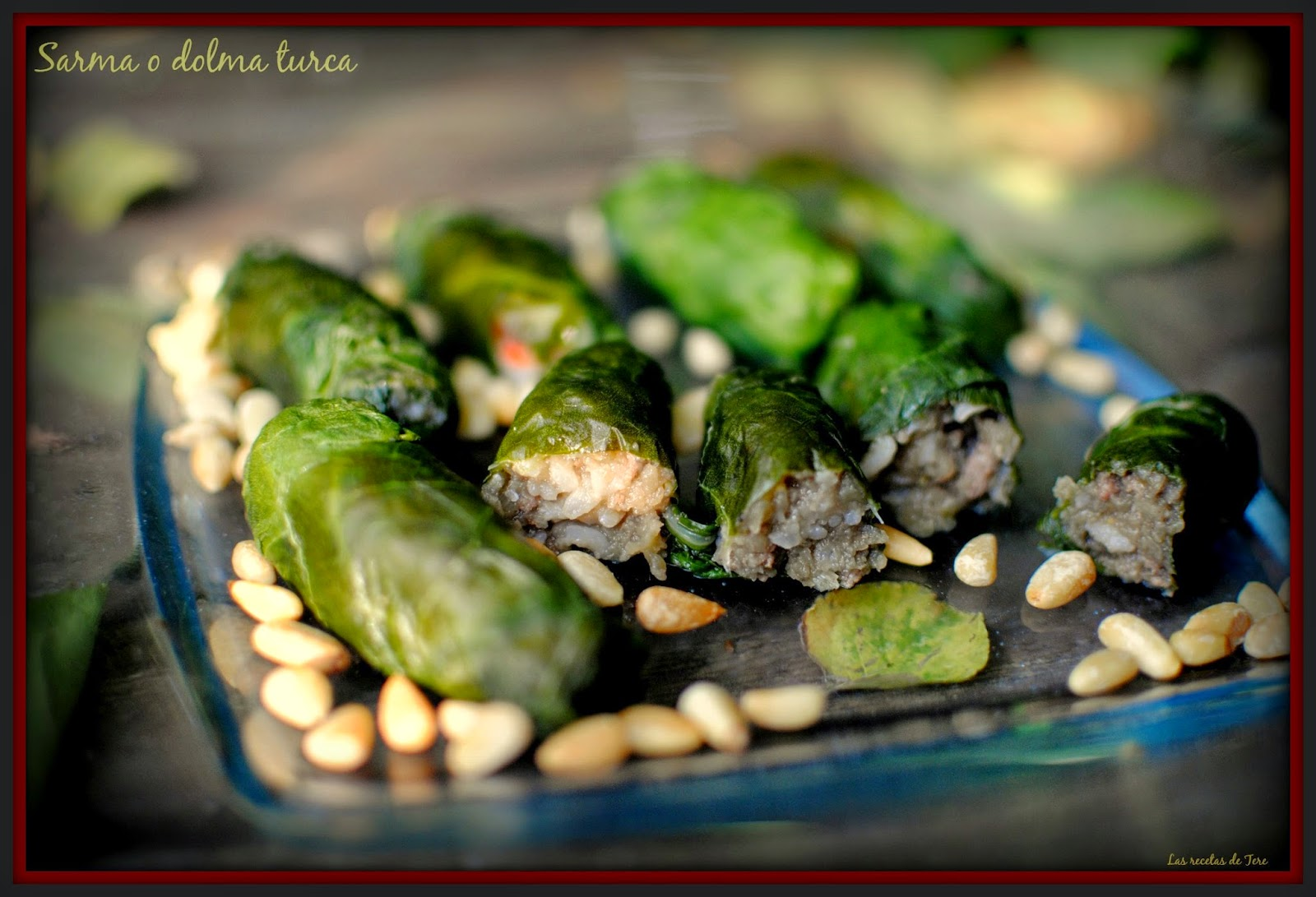 Blog Las recetas de Tere Sarma o dolma turca o cmo