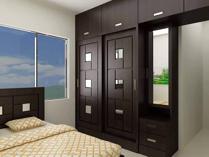 Modern Bedroom Cabinets Ideas - Decor Units