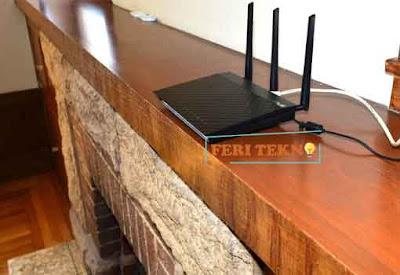 Memperkencang sinyal wifi - Feri Tekno