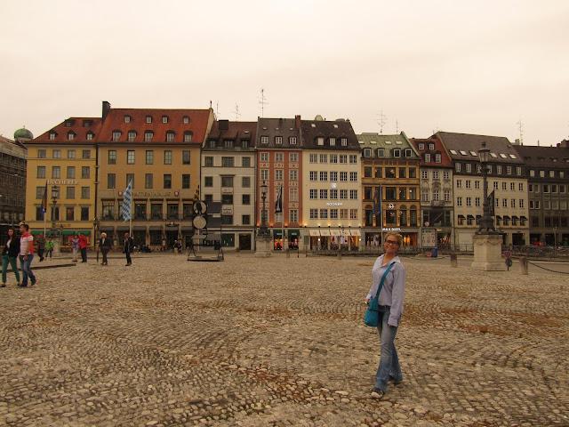 Residenzstraße Max-Joseph Platz O que ver em Munique Alemanha