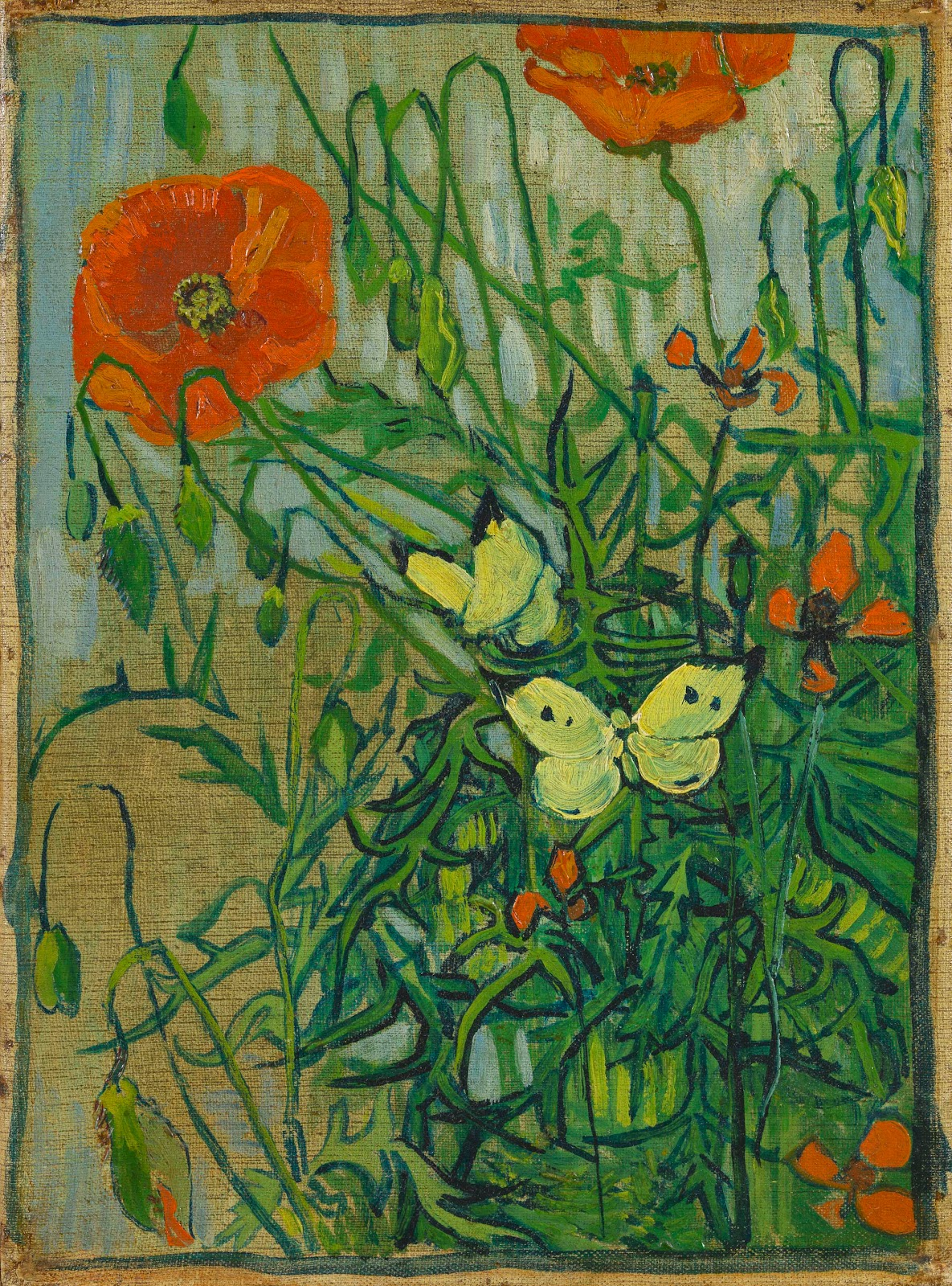 Art History News Van Gogh And Nature To Open At The Clark