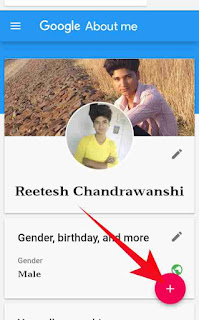 Blog ko Google+ se link kese kare 3