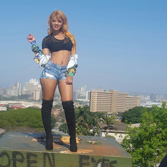 Babes Wodumo To Kasi Local Music Festival - The Edge Search-5063