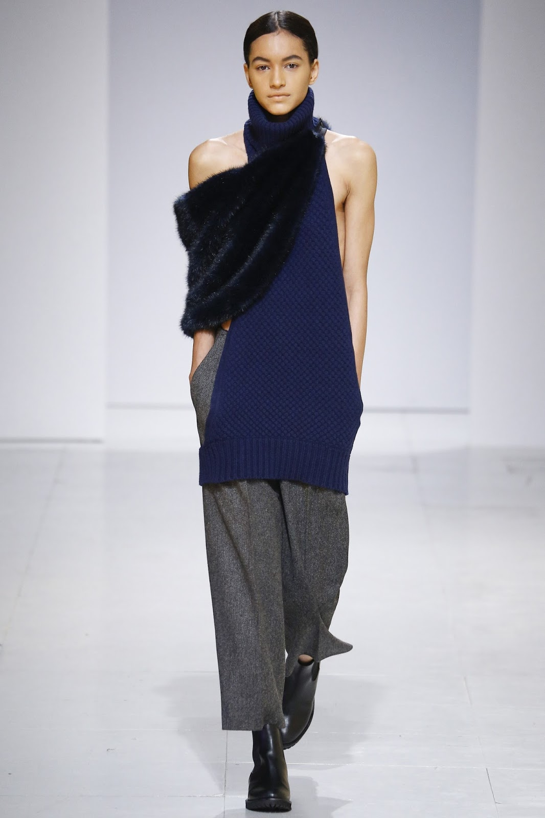 Paris fashion week best collections / Chalayan Fall/Winter 2016 via www.fashionedbylove.co.uk british fashion blog
