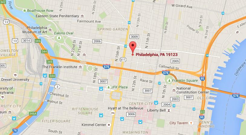 Springtime of Nations: Philadelphia Apartment Building