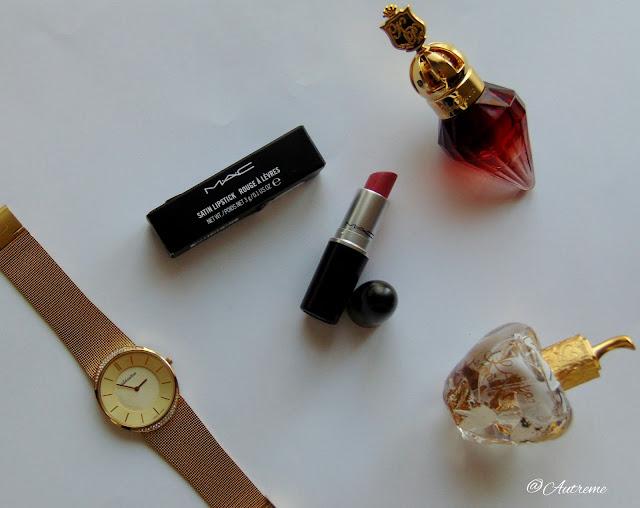 MAC lipstick – Brave