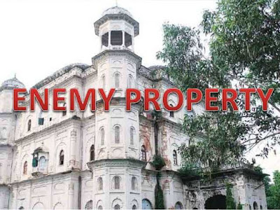 Enemy Property For Public Use