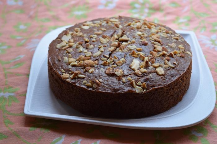 Parle G Biscuit Cake Recipe | Easy Eggless Cake using Biscuits- Magic of Indian Rasoi - Priya R