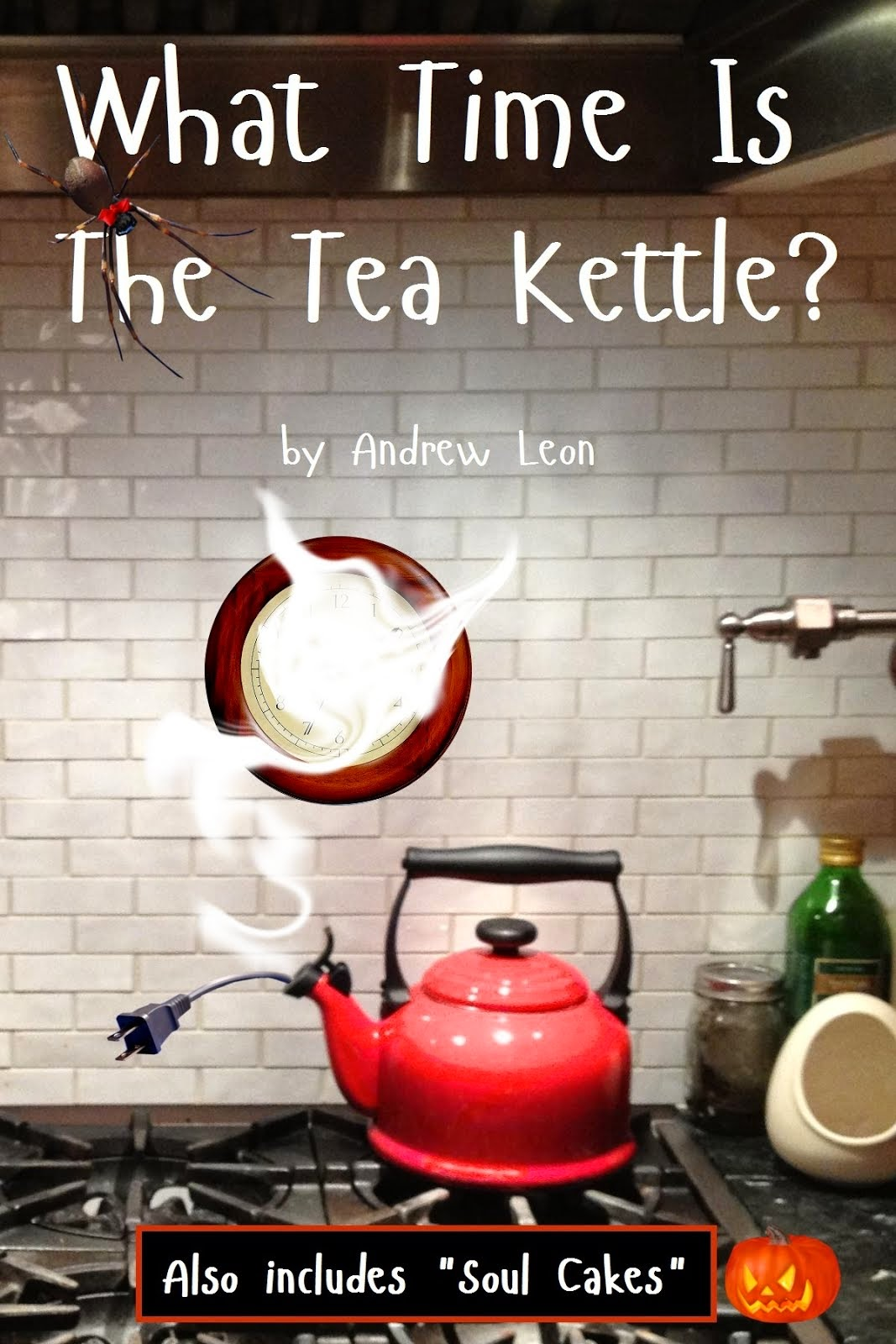 What Time Is the Tea Kettle?