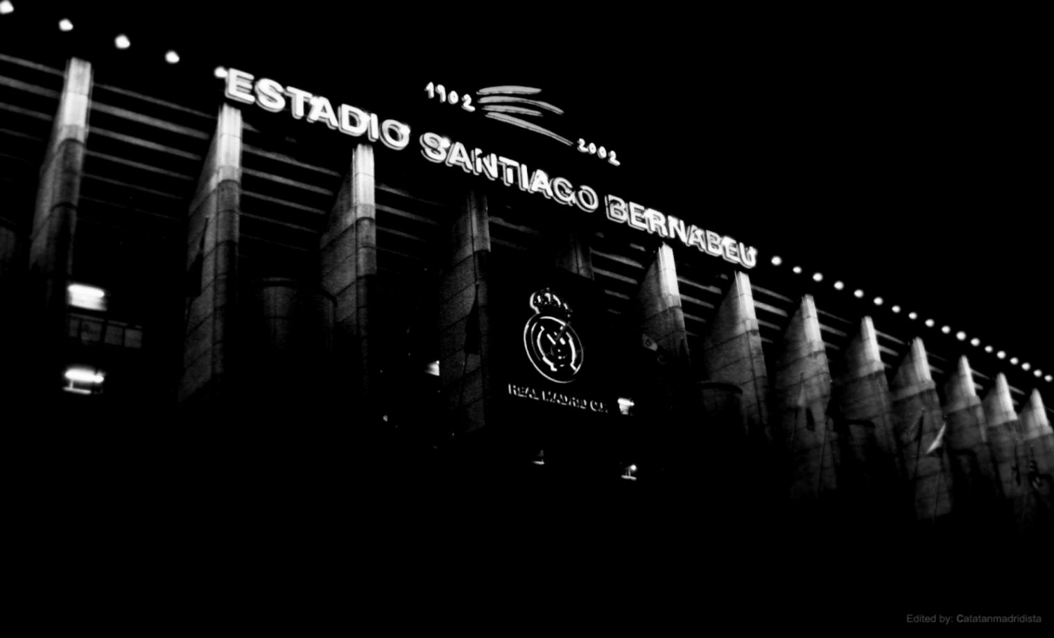 Real Madrid Wallpaper Black Views Wallpapers