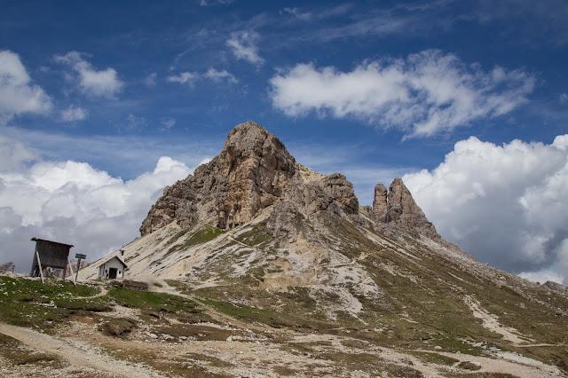 Rundtour Drei Zinnen - Dreizinnenhütte  Wanderung Sextner Dolomiten  Wandern Südtirol  Tourenbericht Tre Cime di Lavaredo  GPS-Track 11