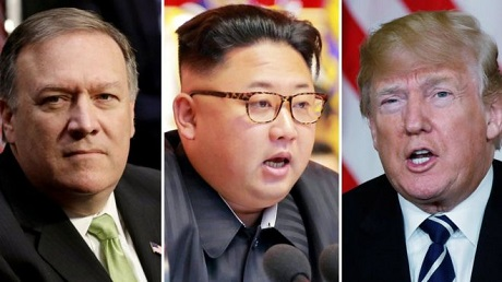 Mike Pompeo, CIA Chief, Made Secret Trip To North Korea CIA director Mike Pompeo travelled to Pyongyang...