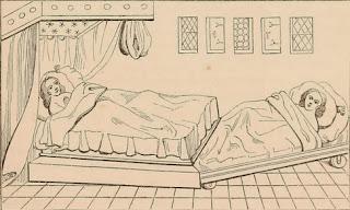 """Los camastros, ahora denominados """"camas nido"""", eran bastante frecuentes"""